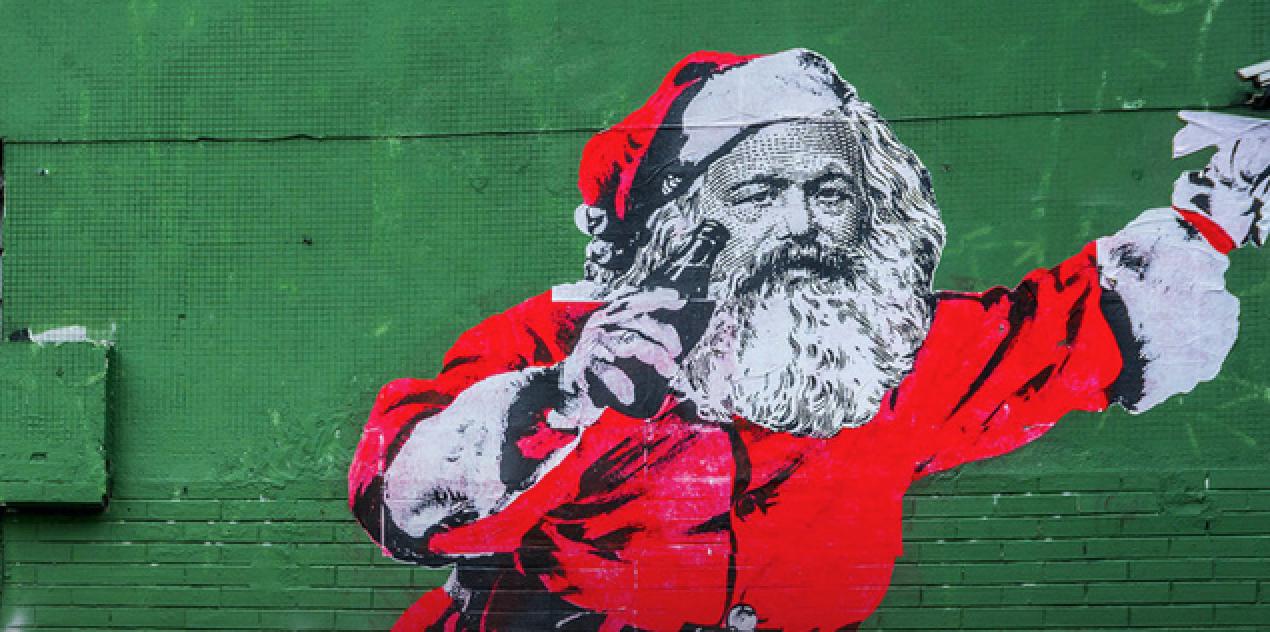 Vote with hellomuseum on Karl Marx