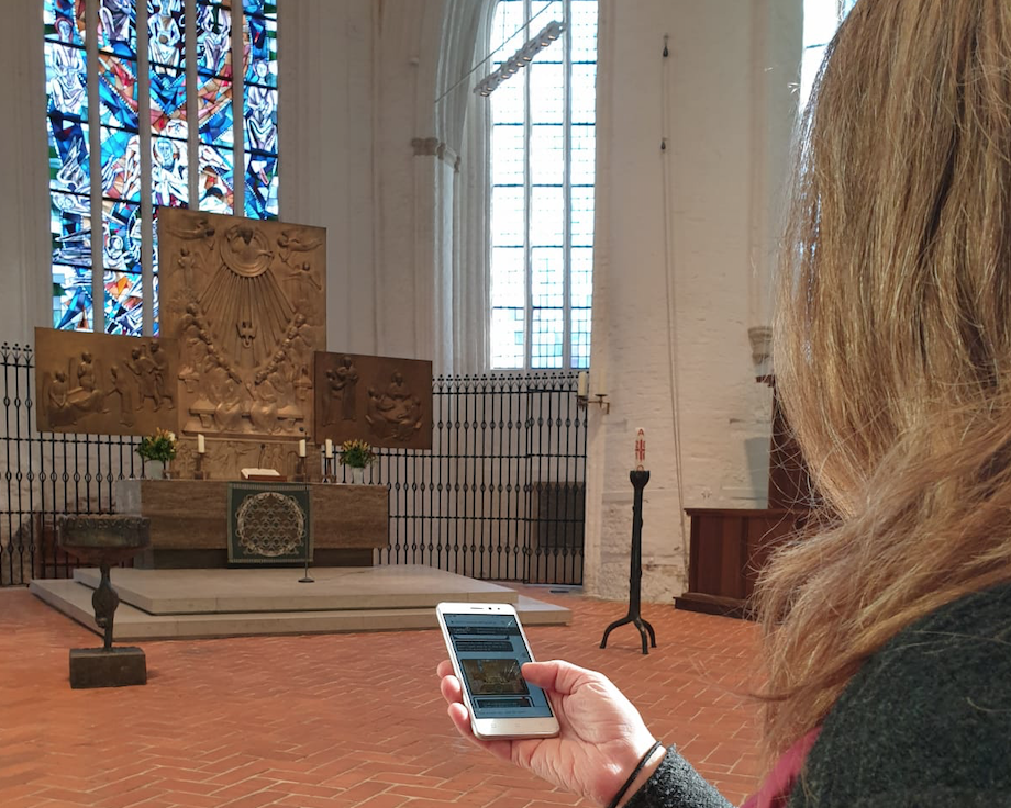 """The chatbot lets the church speak"""